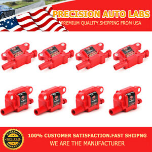 For Chevrolet GMC Hummer Buick Pontiac Saab UF413 Square Ignition Coil Pack US