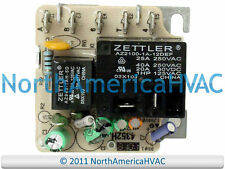 Trane Blower Motor Relay Fan Zettler RLY2807 RLY02807
