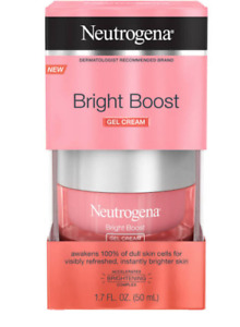 Neutrogena Bright Boost Gel Cream 1.7 Oz