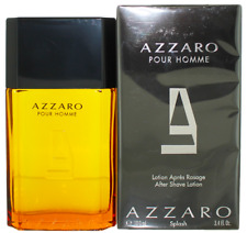Pour Homme by Azzaro For Men After Shave Lotion 3.4oz Unboxed New