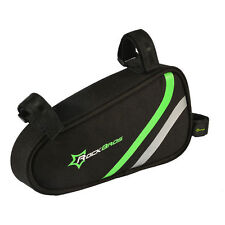 RockBros Cycling Bike Triangle Frame Bag Pannier Front Top Tube Bag Black