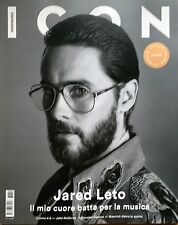 ICON Magazine Jared Leto Thirty Seconds to Mars NEW