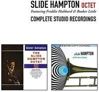 Slide Hampton Octet - Complete Studio Recordings + 3 Bonus Tracks [New