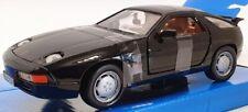 Kid Connection 1/24 Scale Model Car 73200A - Porsche 928 S4 - Black