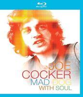 JOE COCKER - MAD DOG WITH SOUL   BLU-RAY NEU