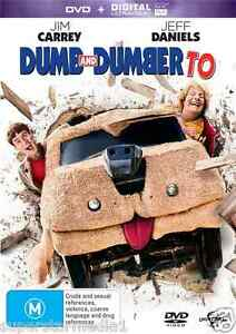 Dumb And Dumber To : NEW DVD