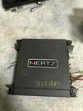 amplificateur audio hertz hcp4d