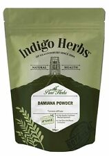 Damiana Powder - 250g - (Quality Assured) Indigo Herbs