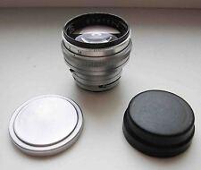 Ultra fast lens JUPITER 3 1,5/50 RED П / camera KIEV 2,3,4,5, CONTAX mint cond.
