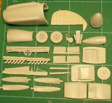 AA Productions 1/32 scale Seafire MKXVII full conversion set (resin).