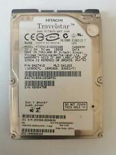 100gb Hitachi Travelstar Laptop Disco Duro SATA 2.5