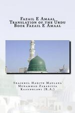 Fazail e Amaal - Translation of the Urdu Book Fazail e Amaal : All Parts in...