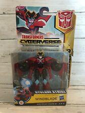 Transformers Cyberverse Windblade Warrior Class  TB2