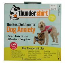 Thundershirt For Dogs XXS Pink Polo