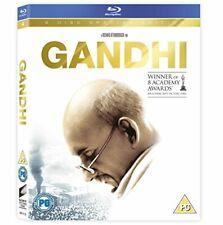 Gandhi [Blu-ray] [2009] [Region Free] [DVD][Region 2]