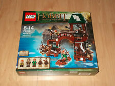 LEGO 79016 HOBBIT ATTACK on LAKE-TOWN 5 figurines NEUF NEW SCELLé