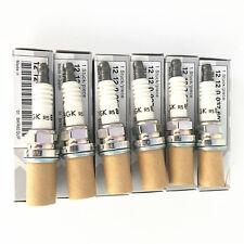 6Pcs NGK 3199 BKR6EEQU Laser Platinum Spark Plugs BMW 325i 330i 760Li 760i X3