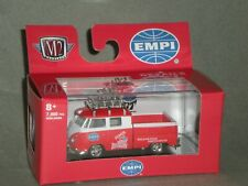1/64th M2 Machines Auto Trucks R61 1959 Empi  VW Double Cab Truck USA Model