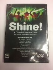 Shine! : A Choral Movement Dvd Brand New