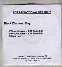 (CJ68) Black Diamond Bay, We Are Lovers - DJ CD