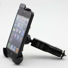 1.5A Single USB Car Mount Holder Charger for iPhone 4S 5S Galaxy S3 S2 Xiaomi 2