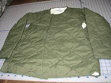 medium short aircrew coat liner only FR aramid NOS military USAF USAR alpha ind.