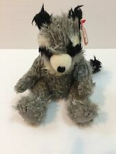 TY Beanie Baby retired Radcliffe the raccoon babies 1993