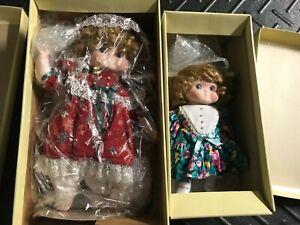 Vintage Bette Ball Goebel Doll lot of 2