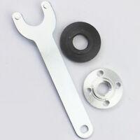 Universal Angle Grinder Flange Spanner Wrench M14  For Grinder W/ Lock Nut