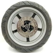 Yamaha aerox llanta 100ccm + neumáticos + escribo delante (71) 13