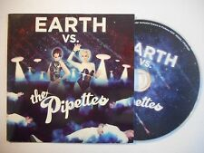 "THE PIPETTES : EARTH VS. THE PIPETTES ""CALL ME"" ▓ CD ALBUM PORT GRATUIT ▓"