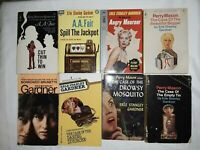 Erle Stanley Gardner (A.A. Fair) & Perry Mason lot of 16 vintage paperback books