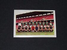 254 RAPID WIEN ÖSTERREICH VIENNE UEFA C3 FOOTBALL BENJAMIN EUROPE 1980 PANINI