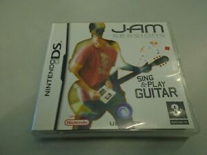 Jam Sessions: Sing & Play Guitar (Nintendo DS) (2007)