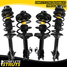 Quick Complete Strut & Coil Spring w/ Mounts Bundle for 2000-2001 Nissan Altima