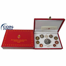 *** EURO KMS VATIKAN 2008 PP Polierte Platte Kursmünzensatz Münzen Coin Set ***