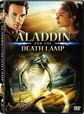 Aladdin and the Death Lamp (DVD, 2013) New