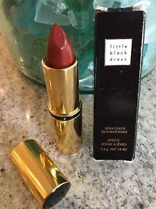 AVON Ultra Color Rich Renewable Lipstick DIVINE Free Shipping Little Black Dress