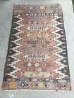 Vintage Authentic Turkish Kilim Handmade Rug !!!