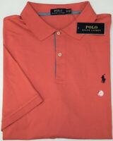 NWT $89 Polo Ralph Lauren Short Sleeve Red Shirt Mens NEW