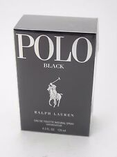 RALPH LAUREN POLO BLACK 125ML EAU DE TOILETTE SPRAY