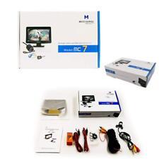 Backup Camera and Monitor Kit For Car/MPV/PICKUP/Truck/SUV