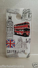 retro custodia cover rv case LONDON inglese per NOKIA LUMIA n 630 635 PELLICOLA