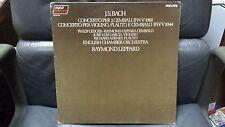 BACH - CONCERTO PER 2 CEMBALI BWV1062 VIOLINO BWV1044 LP VINYL VG+/EX 6514276