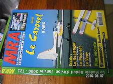 1?µ µ? Revue MRA n°721 plan encarté Stampounet / Veny Pico-Jet / DEPRON