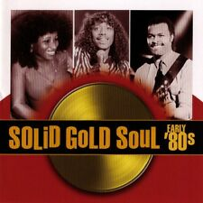 Time Life Music: Solid Gold Soul Early '80s (CD 1999) DISC&CASE ONLY(no artwork)