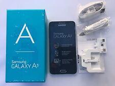 Samsung Galaxy A3 16GB Sim A300 Fu Negro (Desbloqueado) Nuevo Con Garantía