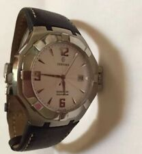 Concord Mens Saratoga 14.A9.1895  Stainless Steel Quartz Automatic Watch