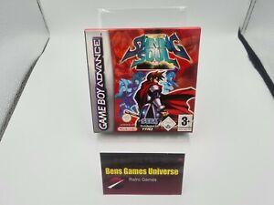 Nintendo Game Boy Advance Shining Soul mit OVP und Anleitung NOE Sammlerzustand
