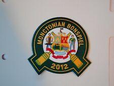 2012 Monctonian Bonspiel  Curling  Patch